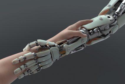 Bank Pocztowy automatyzuje procesy za pomocą Lady Robot