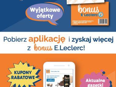 E.Leclerc z pełną wersją aplikacji mobilnej