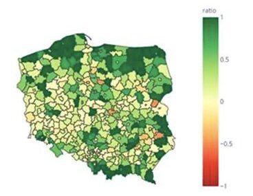 Wakacje spędzamy w Polsce i wydajemy całkiem sporo. Analiza transakcji kartowych klientów Santandera