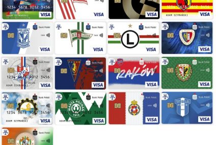Nowe karty piłkarskie w ofercie PKO BP