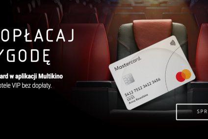 Nowa promocja Multikina i Mastercard - zniżki na bilety VIP i Super VIP