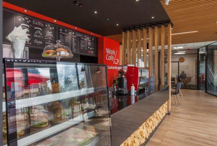 Santander Bank Polska zkolejną placówką Work/Café