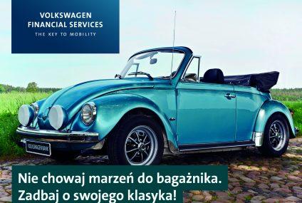 Volkswagen Bank proponuje kredyt na zakup bądź renowację klasycznych samochodów