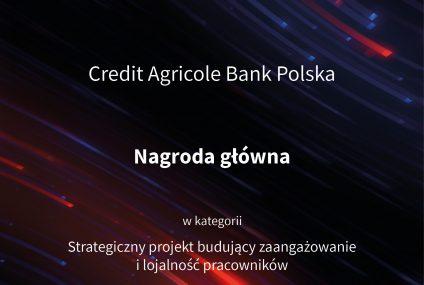 """Credit Agricole laureatem V edycji konkursu """"Siła przyciągania"""""""