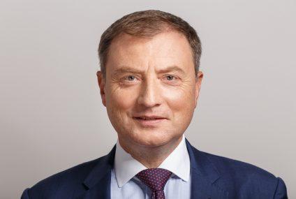 Wojciech Hann będzie kierował pracami Zarządu Banku Ochrony Środowiska