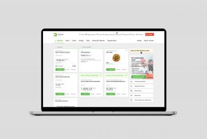 Getin Bank będzie sprzedawał kredyty przez bankowość internetową i mobilną