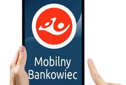 Już 20 tysięcy listonoszy z aplikacją Mobilny Bankowiec na tablecie