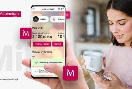 Aplikacja Banku Millennium dołączyła do Huawei AppGallery