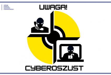 KNF i policja ostrzegają przed oszustami posługującymi się sfałszowanymi dokumentami z logotypami KNF