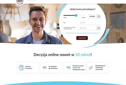 Nest Bank rozpoczyna digitalizację kredytów firmowych