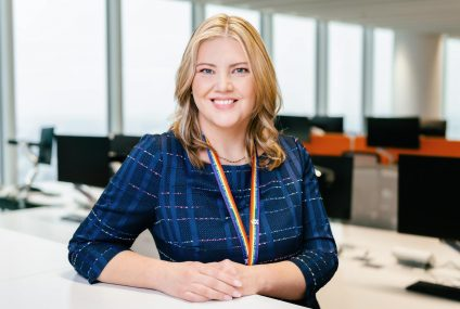 Anna Urbańska obejmuje stanowisko dyrektora zarządzającego polskiego biura Standard Chartered
