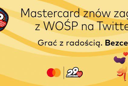 Mastercard wspiera 29. Finał WOŚP: #MastercardGrazWOSP i eSkarbonki