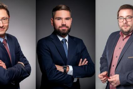 Tomasz Jarczyk, Michał Biernacki i Adam Dardas dołączają do zespołu Revolut