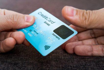 Biometryczne karty płatnicze zdobędą 15 proc. globalnego rynku płatności do 2026 roku