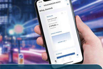 Volkswagen Bank udostępnił aplikację mobilną
