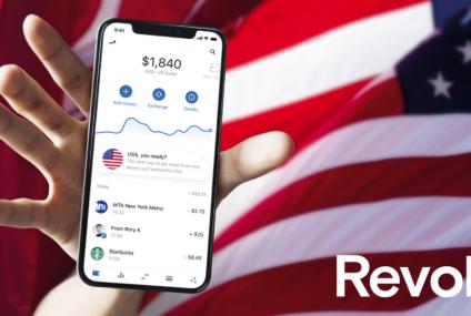 Revolut wystąpił o licencję bankową w USA i udostępnił usługi dla firm w 50 stanach