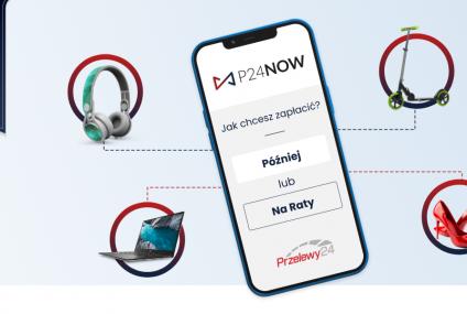 Nowa metoda płatności odroczonych – Limit P24NOW od Przelewy24