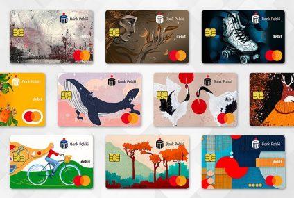 Nowe wizerunki kart dla młodych klientów w PKO BP