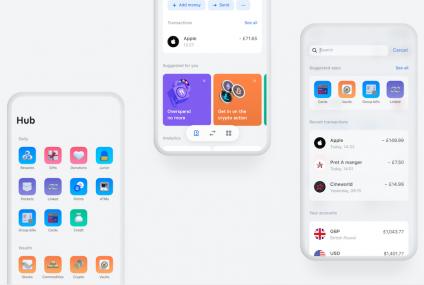 Revolut udostępnił wersję 8.0 aplikacji z nowym designem