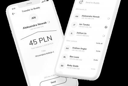 ZEN Buddies - ruszają przelewy na numer telefonu w aplikacji ZEN