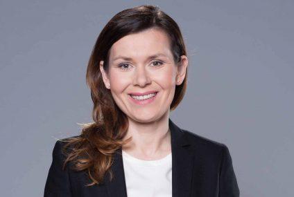 Agnieszka Wolska w zarządzie Banku BNP Paribas