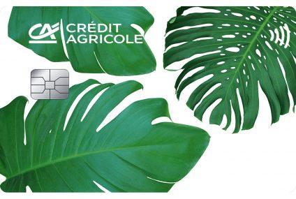 Nowości w kartach Credit Agricole. Dane klientów trafią na rewers