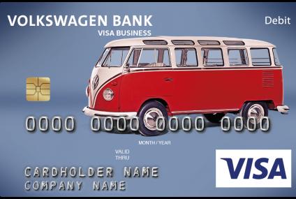Volkswagen Bank wprowadza nowe wzory kart z ikonami motoryzacji – Volkswagenem garbusem i VW bulikiem