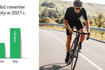 Santander Consumer Bank: Zainteresowanie rowerami spadło, e-hulajnogi na fali