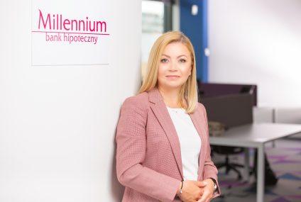 Agata Chrzanowska, Millennium Bank Hipoteczny: Planujemy pierwszą emisję listów zastawnych na początek 2022 r.