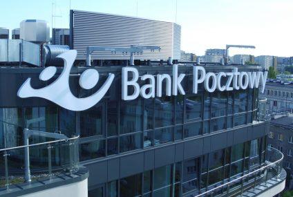 Bank Pocztowy na plusie w pierwszym półroczu 2021 r. Wyniki lepsze niż wcześniej planowano