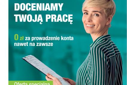 Credit Agricole ze specjalną ofertą dla pracowników samorządów