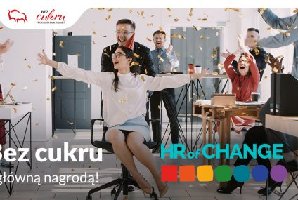 """Program """"Bez cukru"""" nagrodzony w konkursie """"HR OF CHANGE"""""""