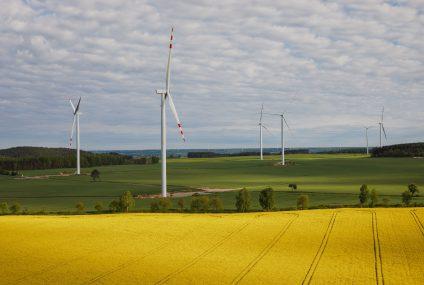 PZU współfinansuje budowę największej farmy wiatrowej w Polsce o docelowej mocy 256,9 MW