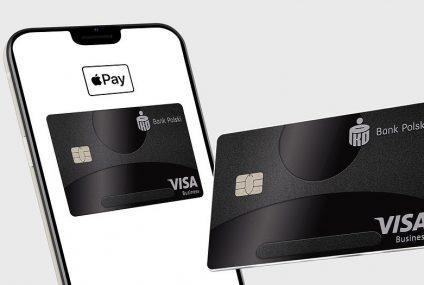 PKO BP udostępnił metalową kartę kredytową dla klientów korporacyjnych