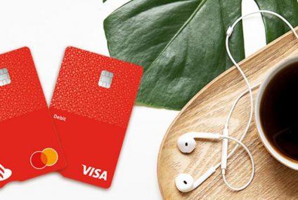 Santander zmienia karty - pionowo i ekologicznie