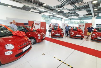 Generali wręczyło samochody zwycięzcom loterii zorganizowanej na 190. urodziny