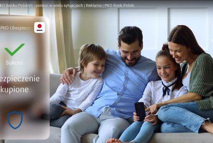 Nowa kampania telewizyjna promuje ubezpieczenia w PKO Banku Polskim
