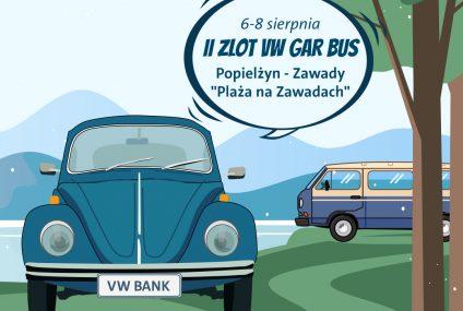 Volkswagen Bank po raz kolejny jako wystawca na zlocie dla fanów klasycznej motoryzacji