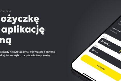 Raiffeisen Digital Bank debiutuje na polskim rynku. Zaoferuje pożyczki gotówkowe