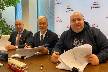 Bank Pekao organizuje wartą blisko 0,5 mld zł emisję obligacji na finansowanie komunikacji miejskiej we Wrocławiu