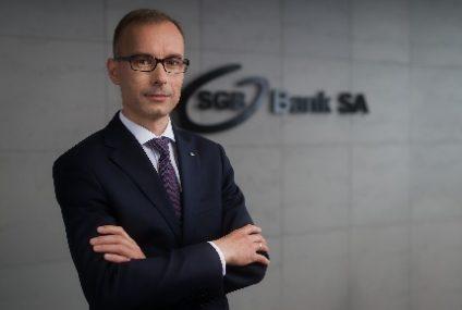 Karol Wolniakowski wiceprezesem zarządu SGB-Banku