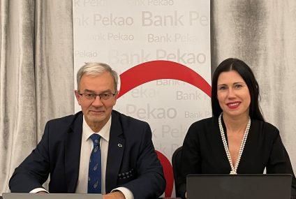 Bank Pekao podpisał z Miastem Łódź umowę za pomocą SelfieSign