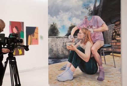 mBank tworzy kanon młodego polskiego malarstwa
